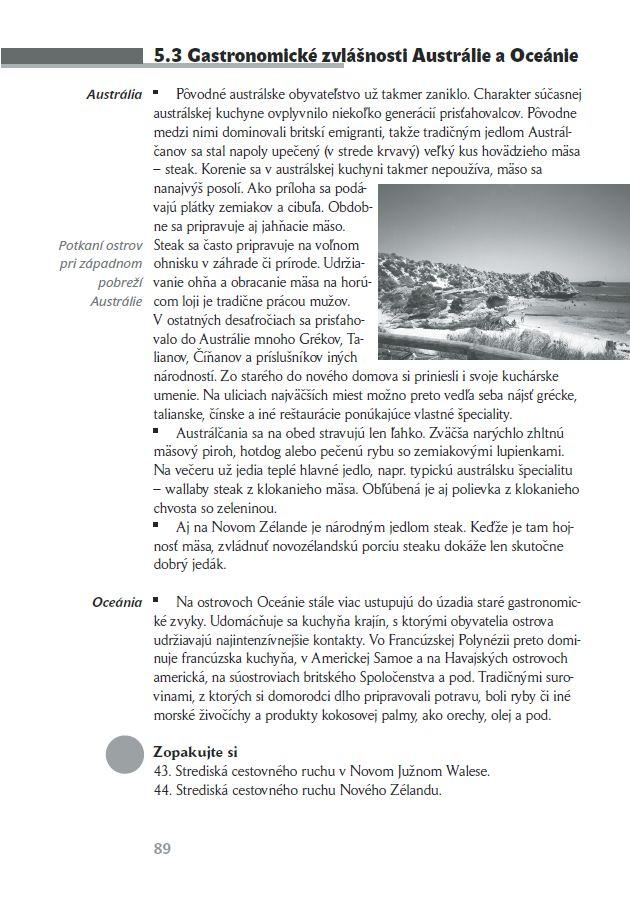 Náhľad: Geografia cestovného ruchu 4 - Učebnica (6)
