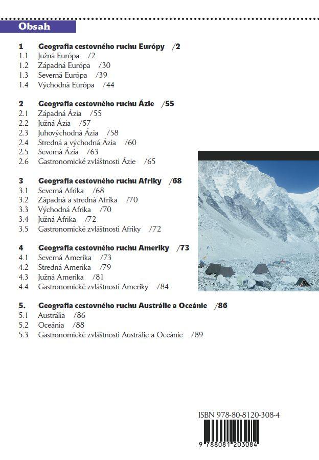Náhľad: Geografia cestovného ruchu 4 - Učebnica (7)