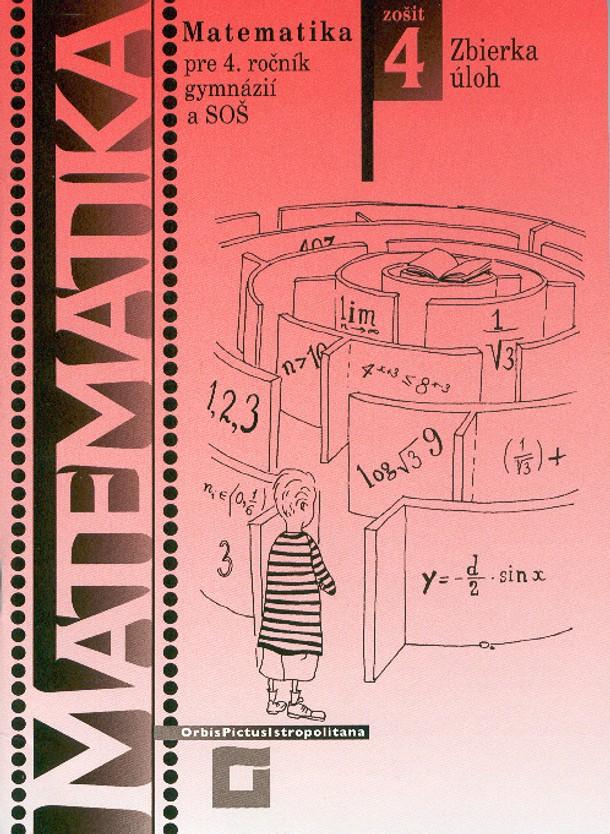 Náhľad: Matematika 4 / 4. zošit- Zbierka úloh