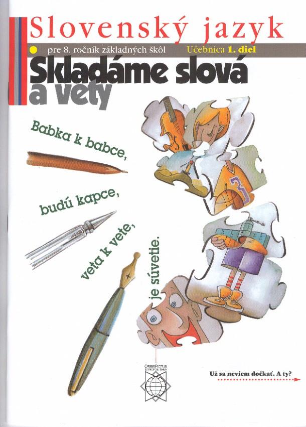 Náhľad: Slovenský jazyk 8 - I. diel