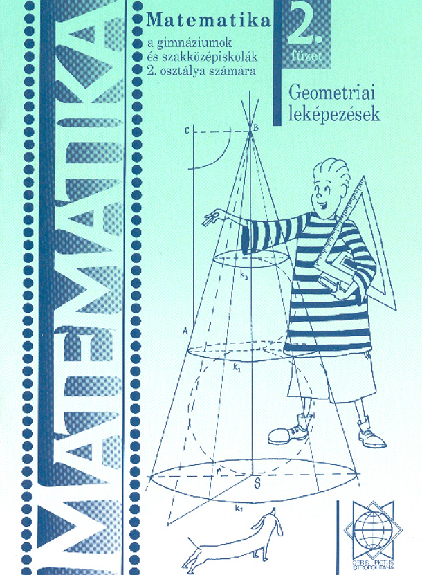 Náhľad: Matematika 2 / 2. zošit - Geometrické zobrazenia pre gymnázia a SOŠ  - maďarská mutácia