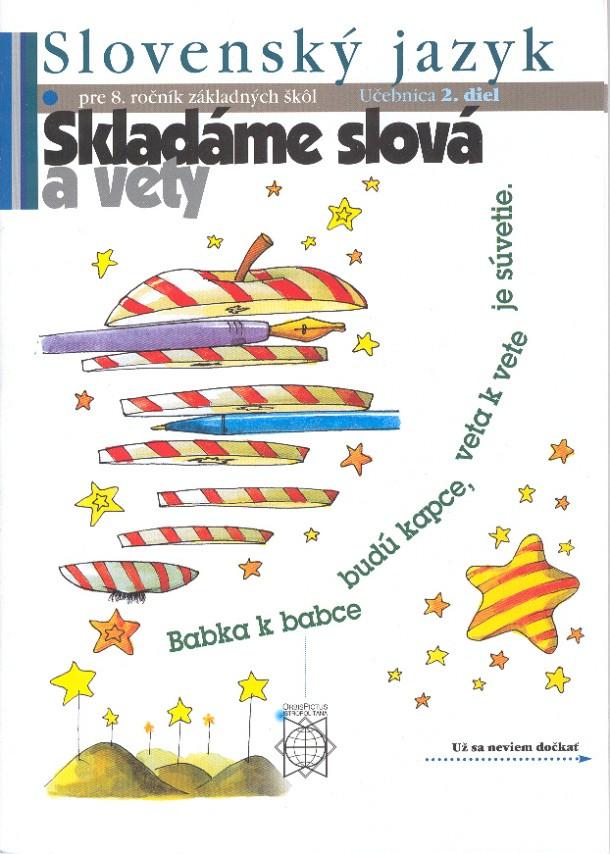Náhľad: Slovenský jazyk 8 - II. diel