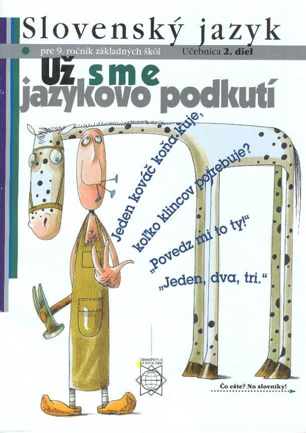 Náhľad: Slovenský jazyk 9 - 2. diel