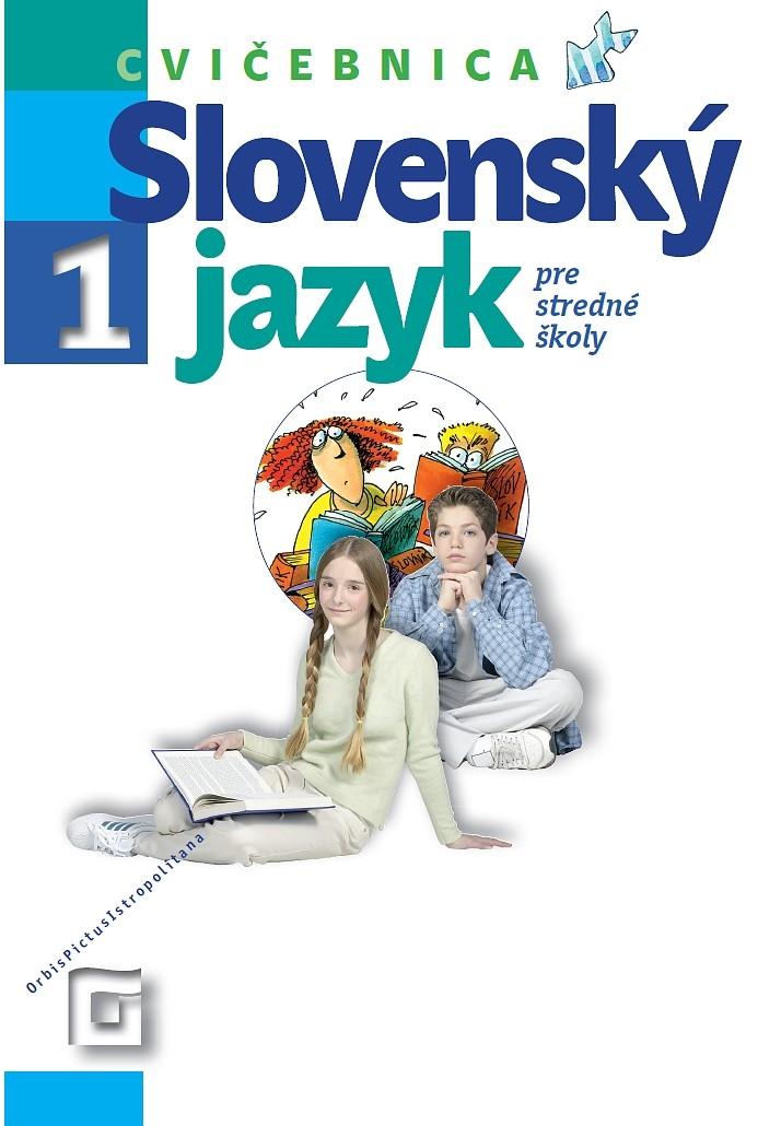Náhľad: Slovenský jazyk 1 - Cvičebnica