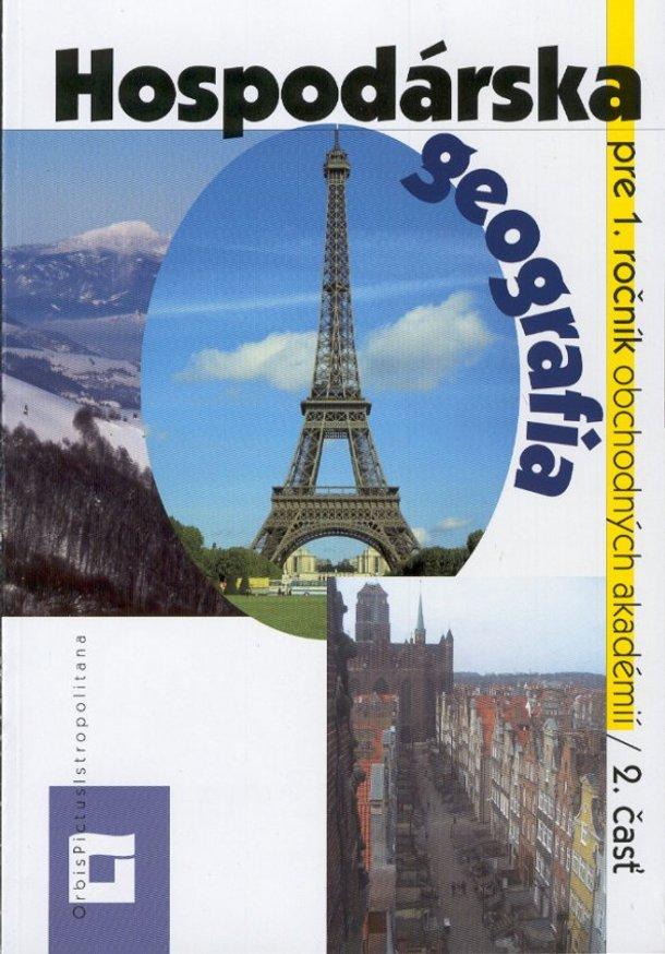 Náhľad: Hospodárska geografia 1 - 2. časť