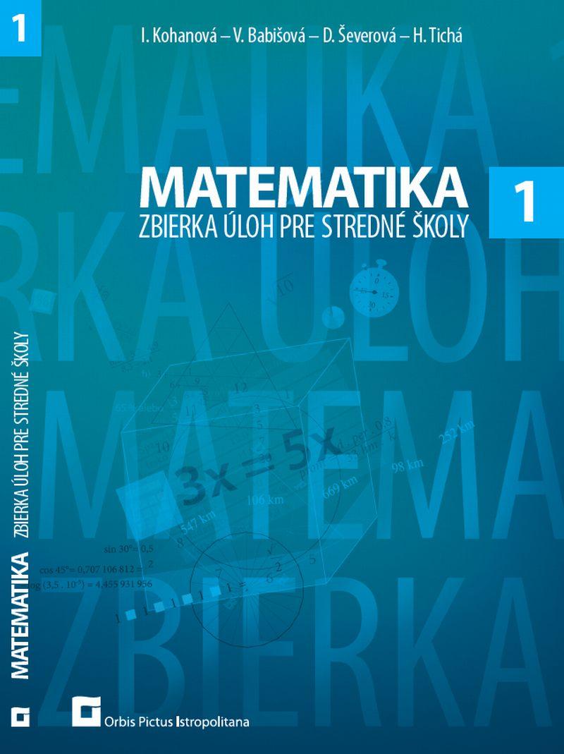 Náhľad: Matematika 1 - Zbierka úloh