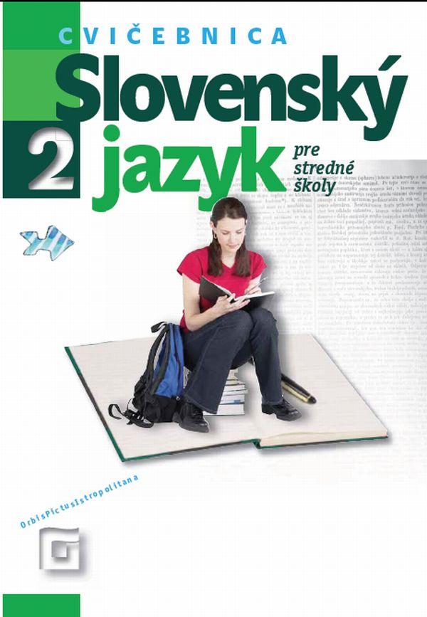 Náhľad: Slovenský jazyk 2 - Cvičebnica