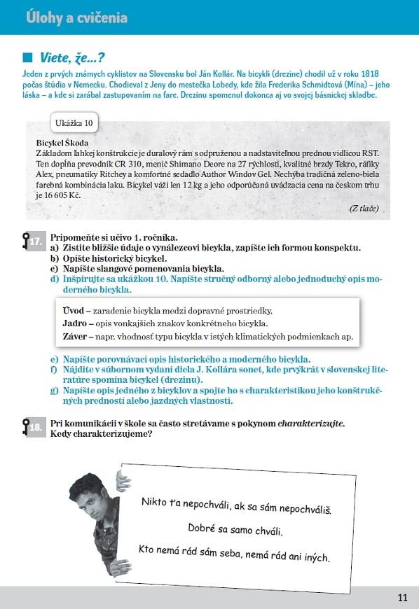 Náhľad: Slovenský jazyk 2 - Cvičebnica (2)