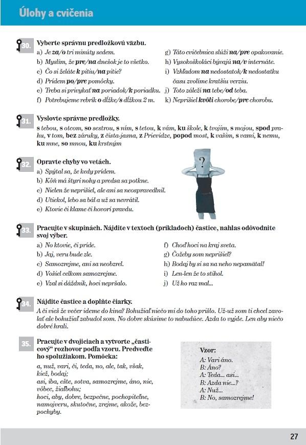 Náhľad: Slovenský jazyk 2 - Cvičebnica (4)