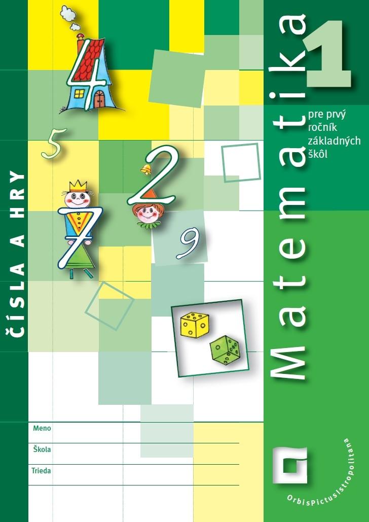 Náhľad: Čísla a hry pre 1. ročník ZŠ