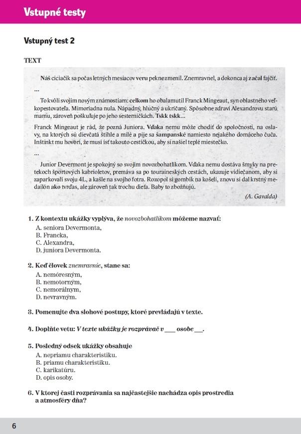 Náhľad: Slovenský jazyk 3 - Cvičebnica (2)