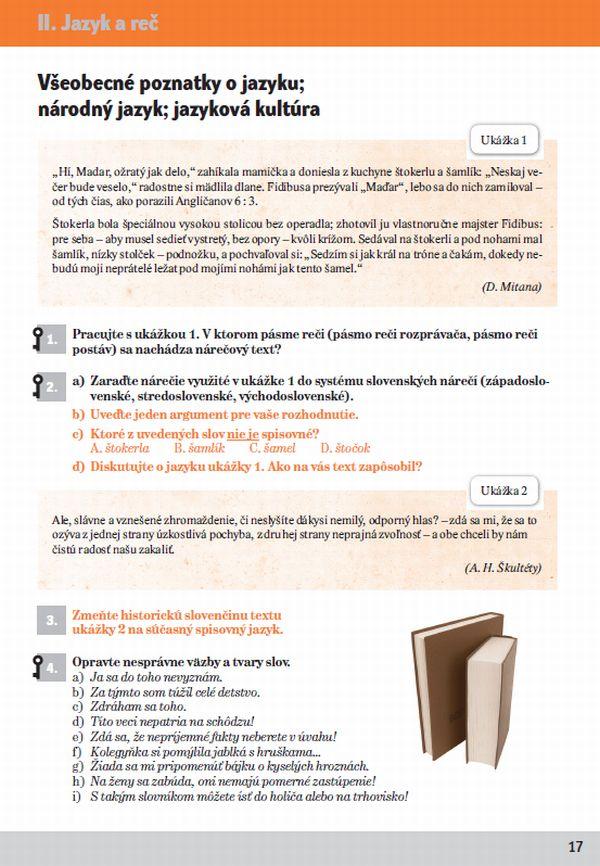 Náhľad: Slovenský jazyk 4 - Cvičebnica (5)