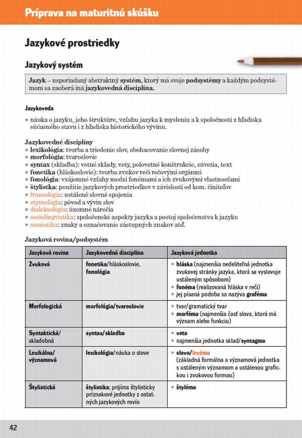 Náhľad: Slovenský jazyk 4 - Cvičebnica (8)