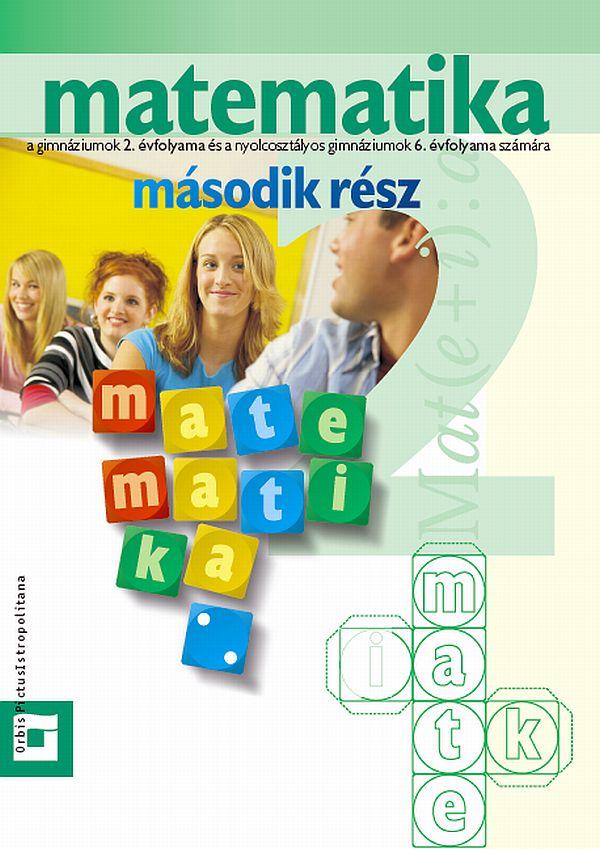 Náhľad: Matematika 2 - 2. diel učebnica pre gymnázia - maďarská mutácia