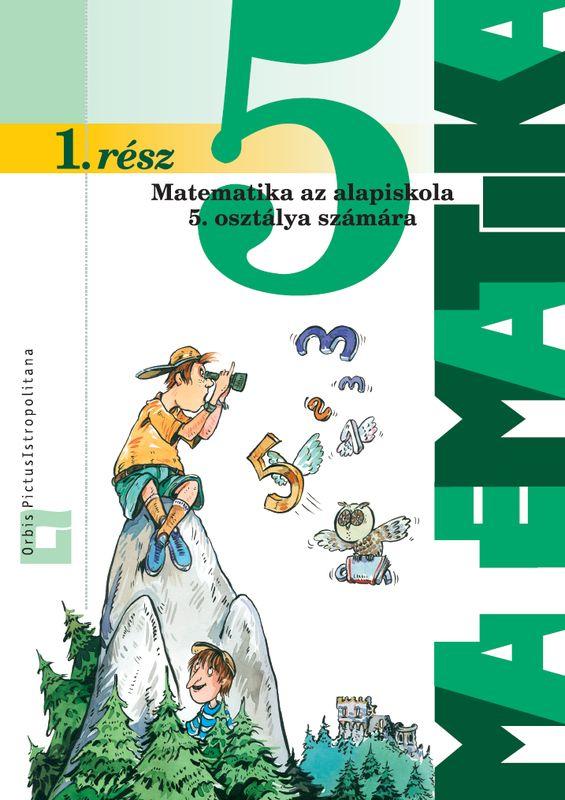 Náhľad: Matematika 5 - 1. časť učebnica - maďarská mutácia