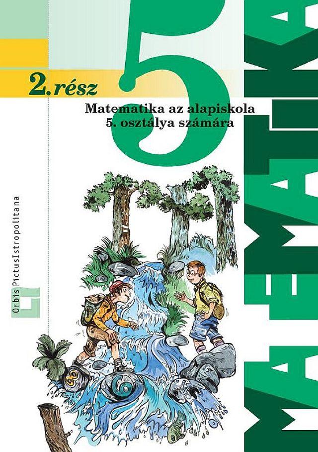 Náhľad: Matematika 5 - 2. časť učebnica - maďarská mutácia