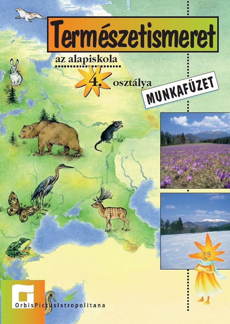 Náhľad: Prírodoveda 4 - Pracovný zošit - maďarská mutácia