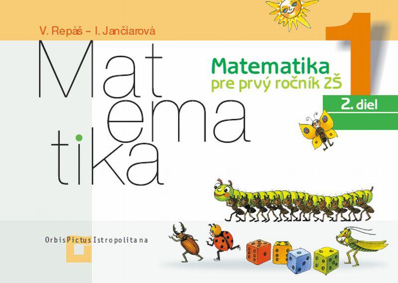 Náhľad: Matematika 1 - Pracovný zošit - 2. diel
