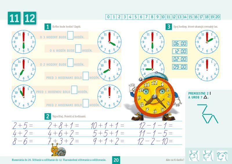 Náhľad: Matematika 1 - Pracovný zošit - 2. diel (3)