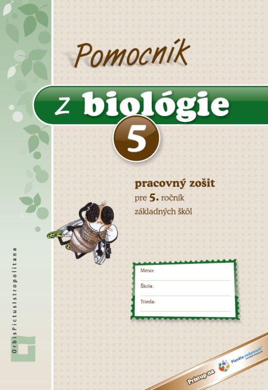 Náhľad: Pomocník z biológie 5