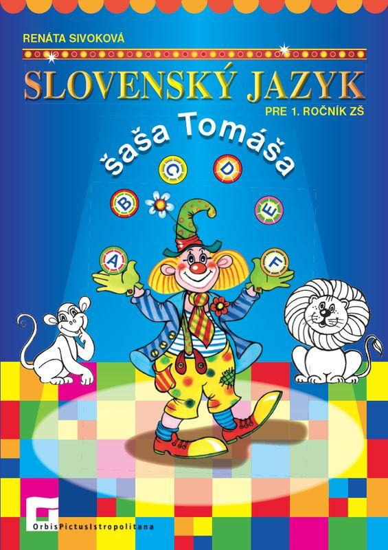 Náhľad: Slovenský jazyk šaša Tomáša