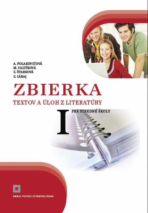Náhľad: Zbierka textov a úloh z literatúry 1