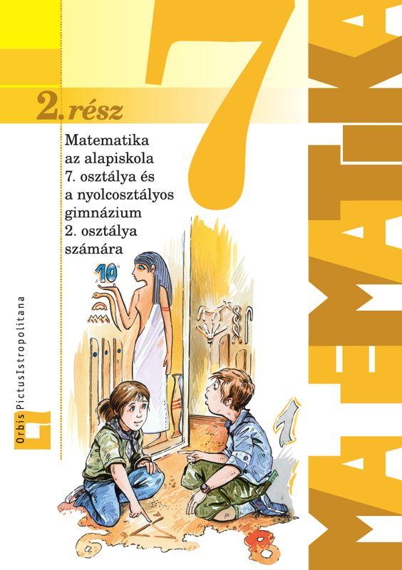 Náhľad: Matematika 7 - 2. časť učebnica - maďarská mutácia