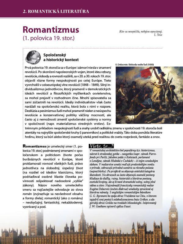 Náhľad: Literatúra 2 - Učebnica (2)