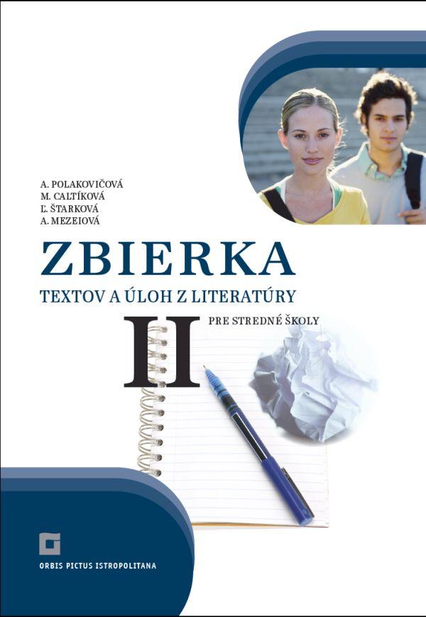 Náhľad: Zbierka textov a úloh z literatúry 2