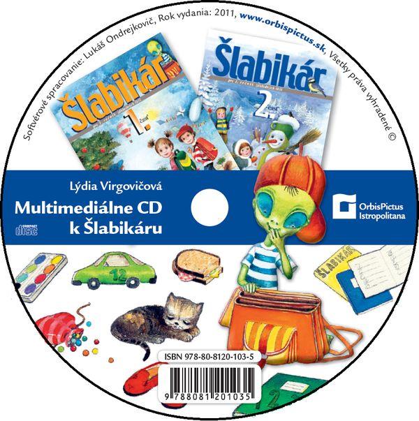 Náhľad: Multimediálne CD k šlabikáru