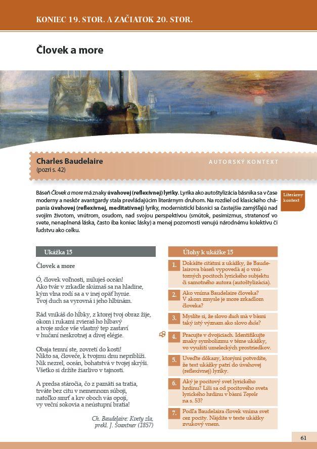 Náhľad: Literatúra 3 - Učebnica (4)