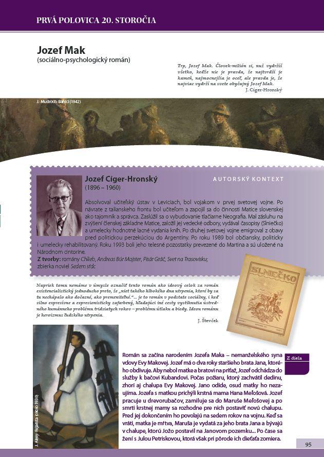 Náhľad: Literatúra 3 - Učebnica (5)