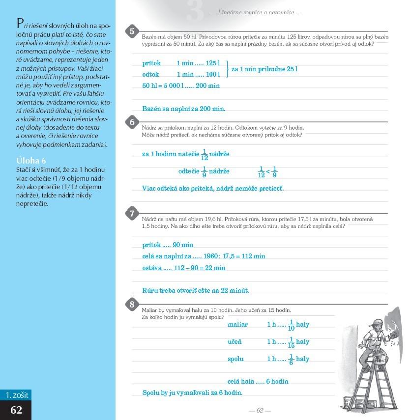 Náhľad: Zošit pre učiteľa - Pomocník z matematiky 9 (4)