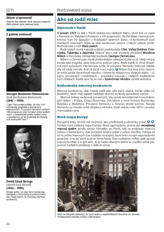 Náhľad: Dejepis 9 - Pátrame po minulosti (2)