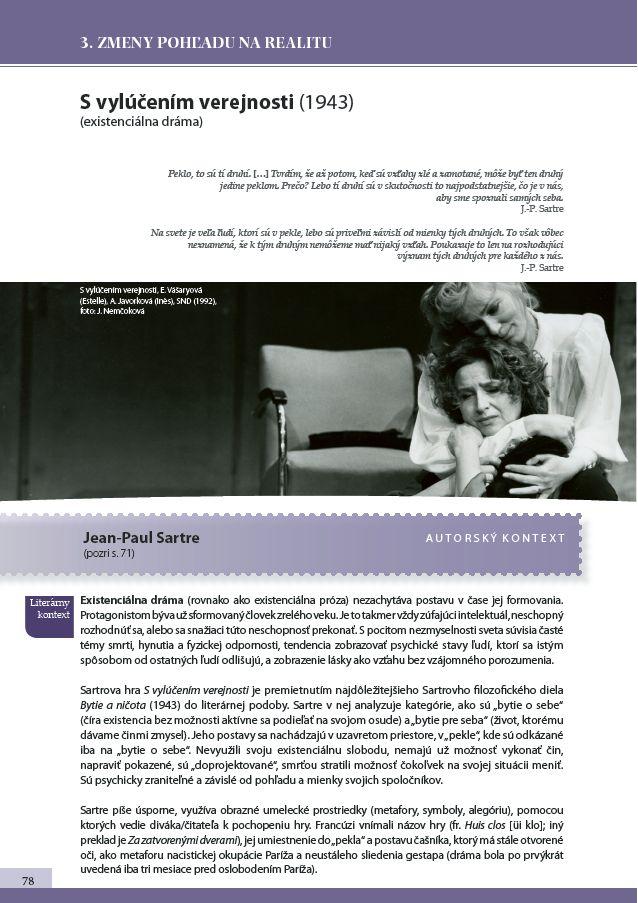Náhľad: Literatúra 4 - Učebnica (6)