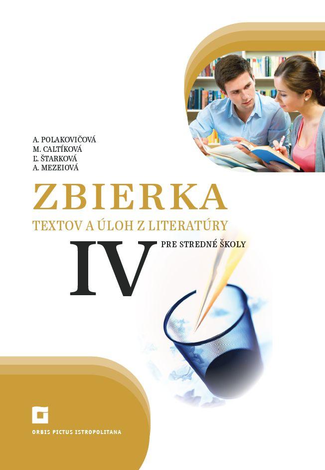 Náhľad: Zbierka textov a úloh z literatúry 4