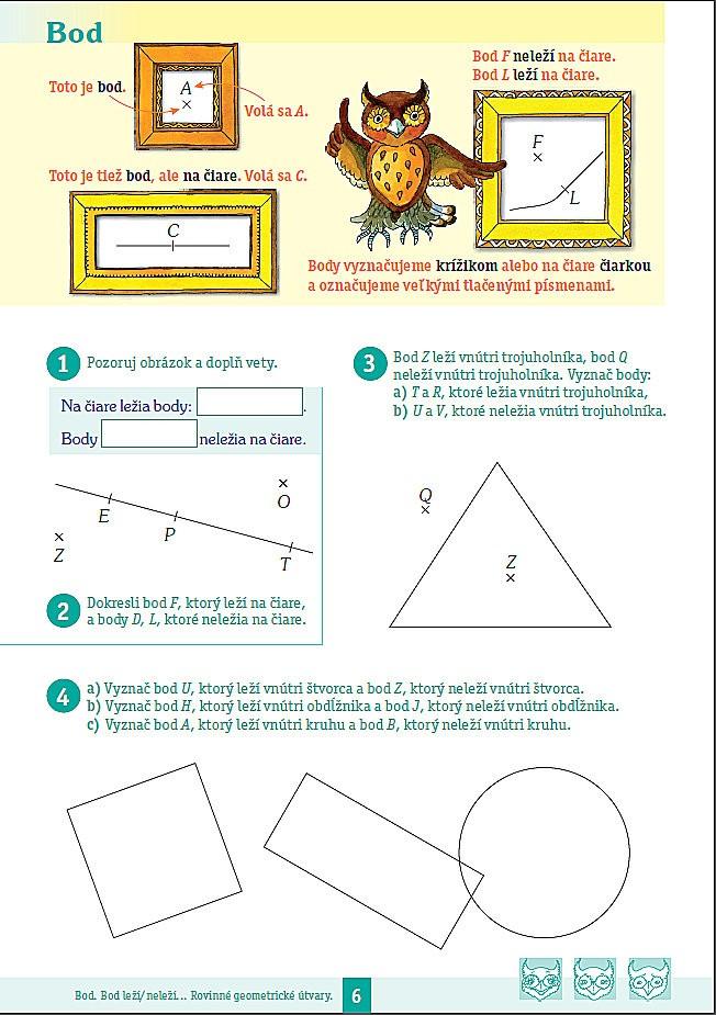 Náhľad: Geometria 2 - Pracovný zošit (2)