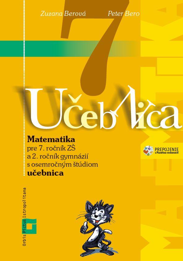 Náhľad: Matematika 7 - Učebnica