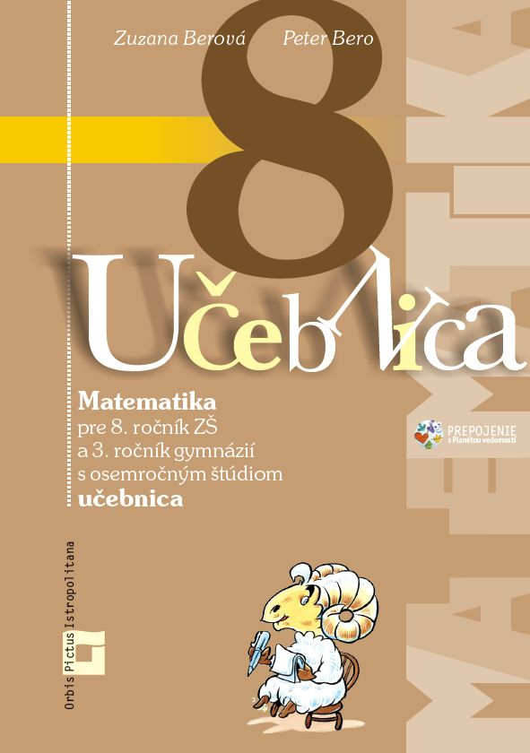 Náhľad: Matematika 8 - Učebnica
