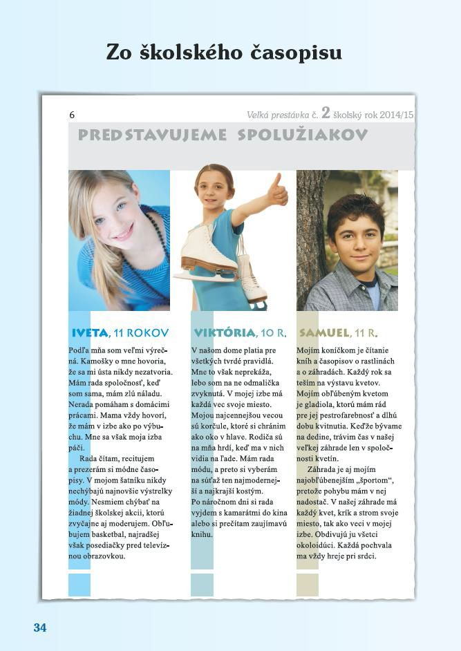 Náhľad: Príprava na Testovanie 5 – slovenský jazyk a literatúra (2)