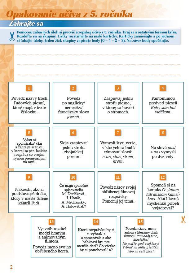 Náhľad: Pomocník z literatúry  - 6 ZŠ a 1 GOŠ (2)