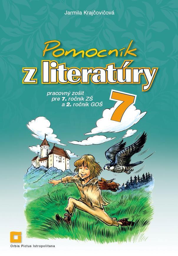 Náhľad: Pomocník z literatúry  - 7 ZŠ a 2 GOŠ