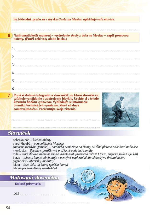 Náhľad: Pomocník z literatúry 8 ZŠ a 3 GOŠ (5)