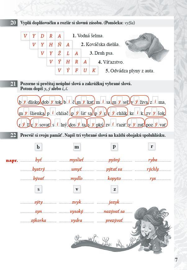 Náhľad: Zošit pre učiteľa - Pomocník zo SJ 5 ZŠ (3)