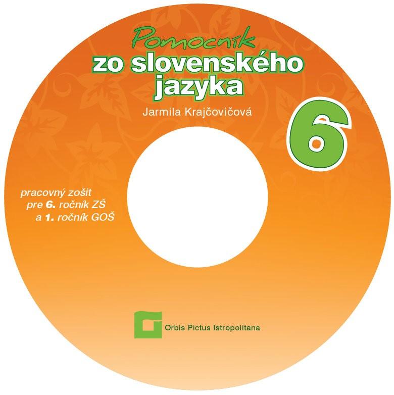 Náhľad: Pomocník SJ 6 - CD pre interaktívne tabule