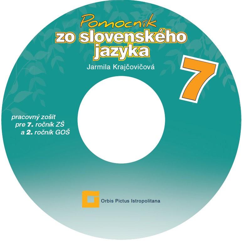 Náhľad: Pomocník SJ 7 - CD pre interaktívne tabule