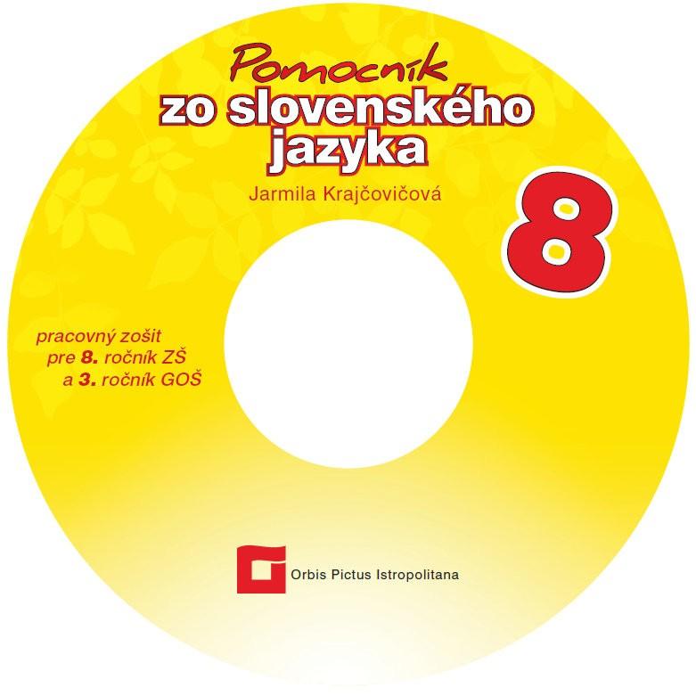 Náhľad: Pomocník SJ 8 - CD pre interaktívne tabule