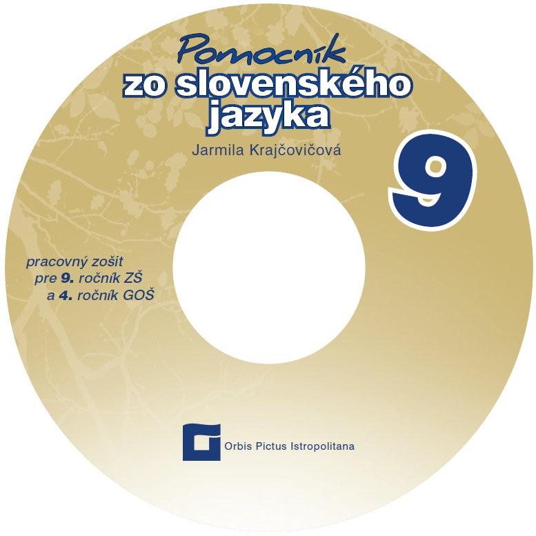 Náhľad: Pomocník SJ 9 - CD pre interaktívne tabule