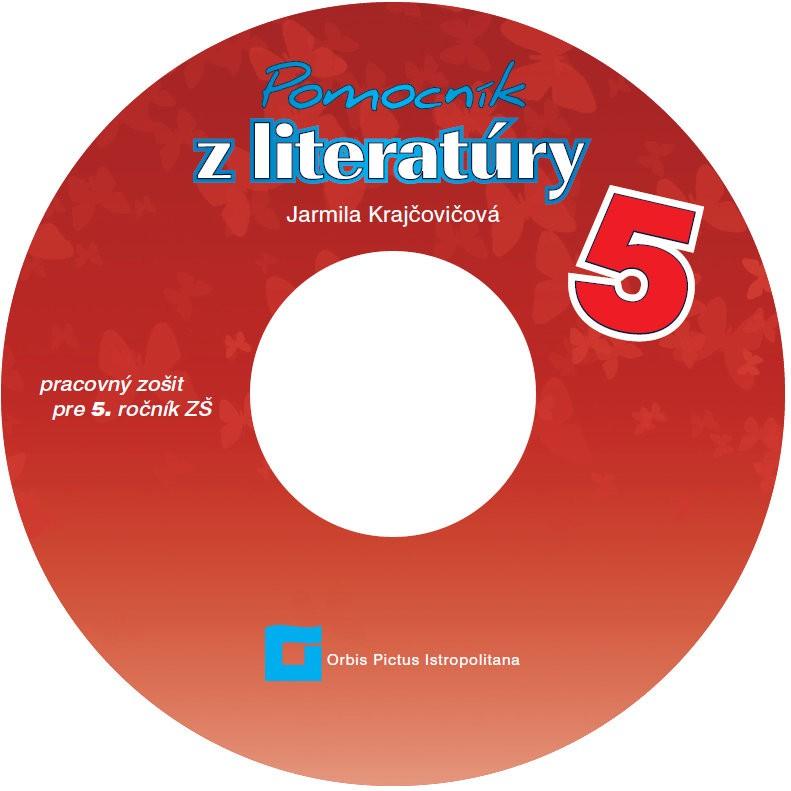 Náhľad: Pomocník z literatúry 5 - CD pre interaktívne tabule