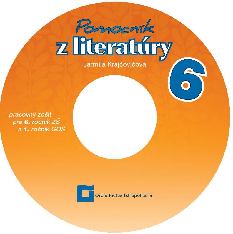 Náhľad: Pomocník z literatúry 6 - CD pre interaktívne tabule